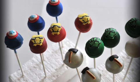 Cake Pops Gallery Icings R Us