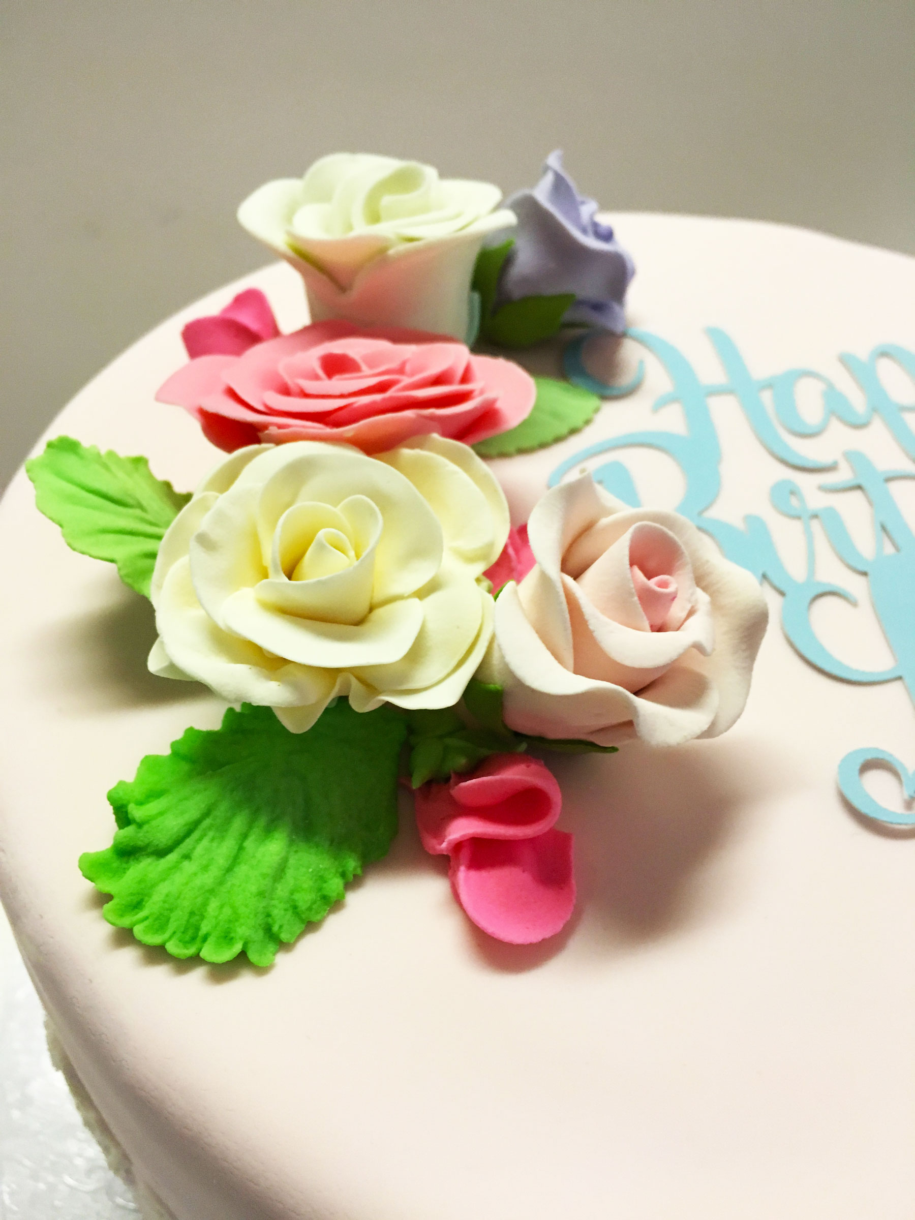 Edible Flowers Cake Icings R Us
